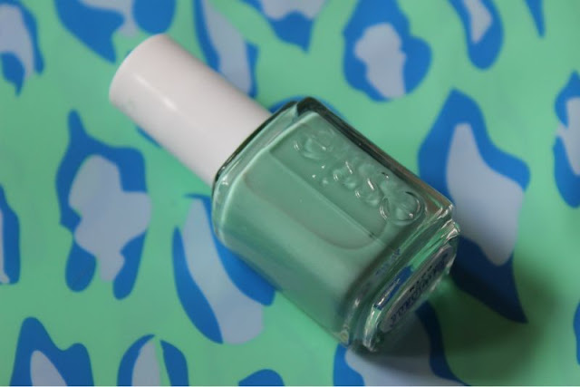 Essie Turquoise and Caicos Nail Lacquer