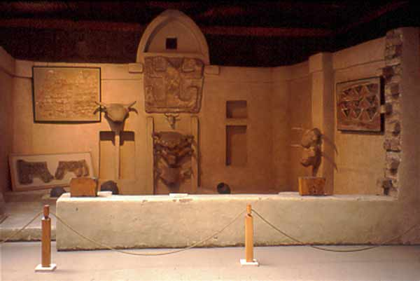 ~~Prehistoria~~ Las sociedades complejas: Próximo Oriente y otras áreas Interior