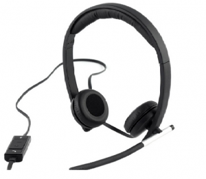 Snapdeal: Buy Logitech H650e Wired Gaming Headset at Rs.2470