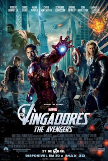 Os Vingadores Online – Legendado