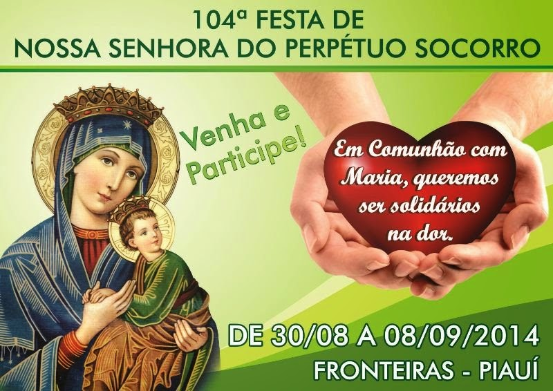 104ª Festa de N. S. do Perpétuo Socorro