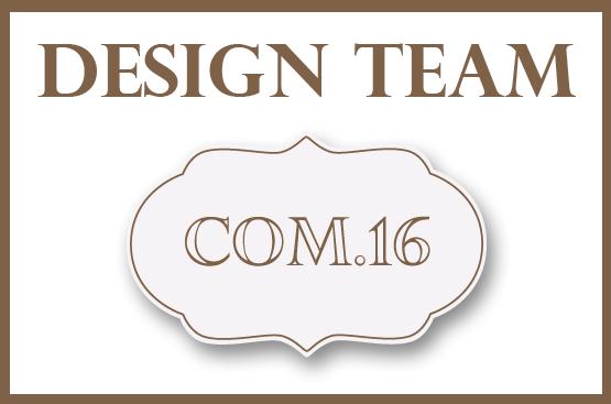 Equipe créative Com.16 : octobre 2014 - janvier 2016