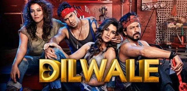 Dilwale (Shahrukh Khan & Kajol)