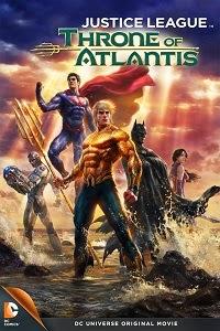 Liga da Justiça: Trono de Atlântida Dublado
