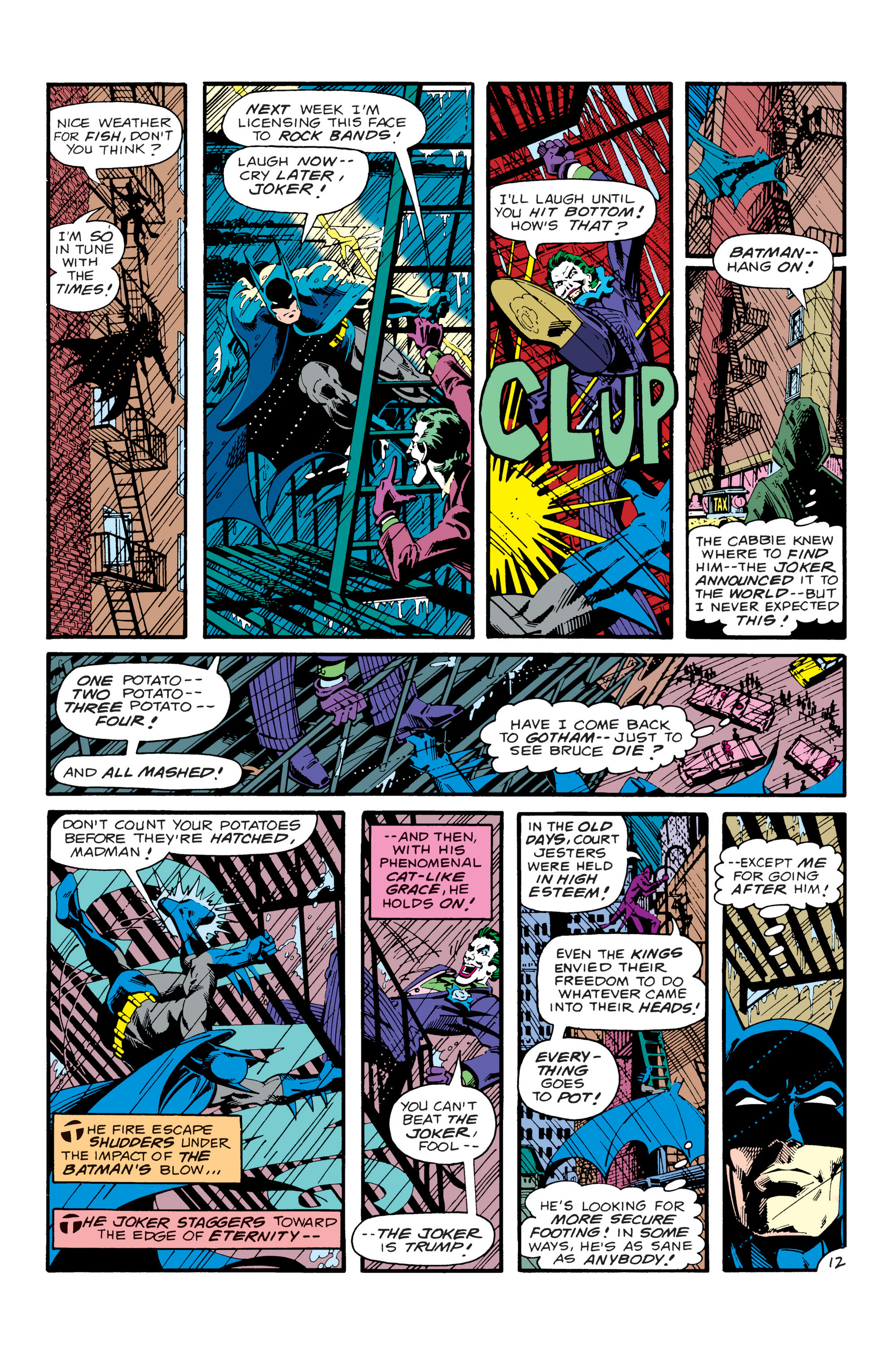 Detective Comics (1937) Issue #476 Page 13