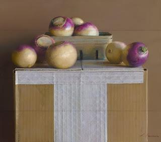 Bodegones Frutas Verduras Hiperrealismo