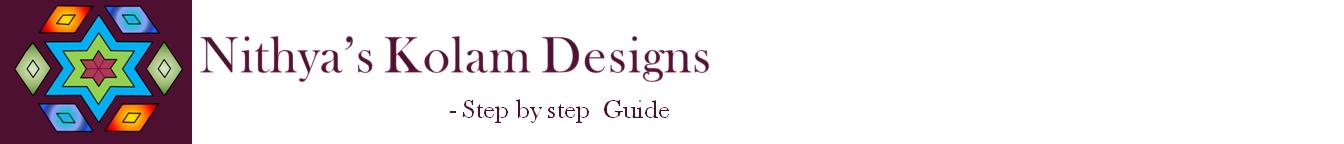 Nithya's Kolam Designs
