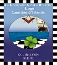 "LOGE ECOSSAISE ""LUMIERE D'IRLANDE"""