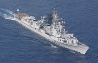 Rajput class guided-missile destroyer