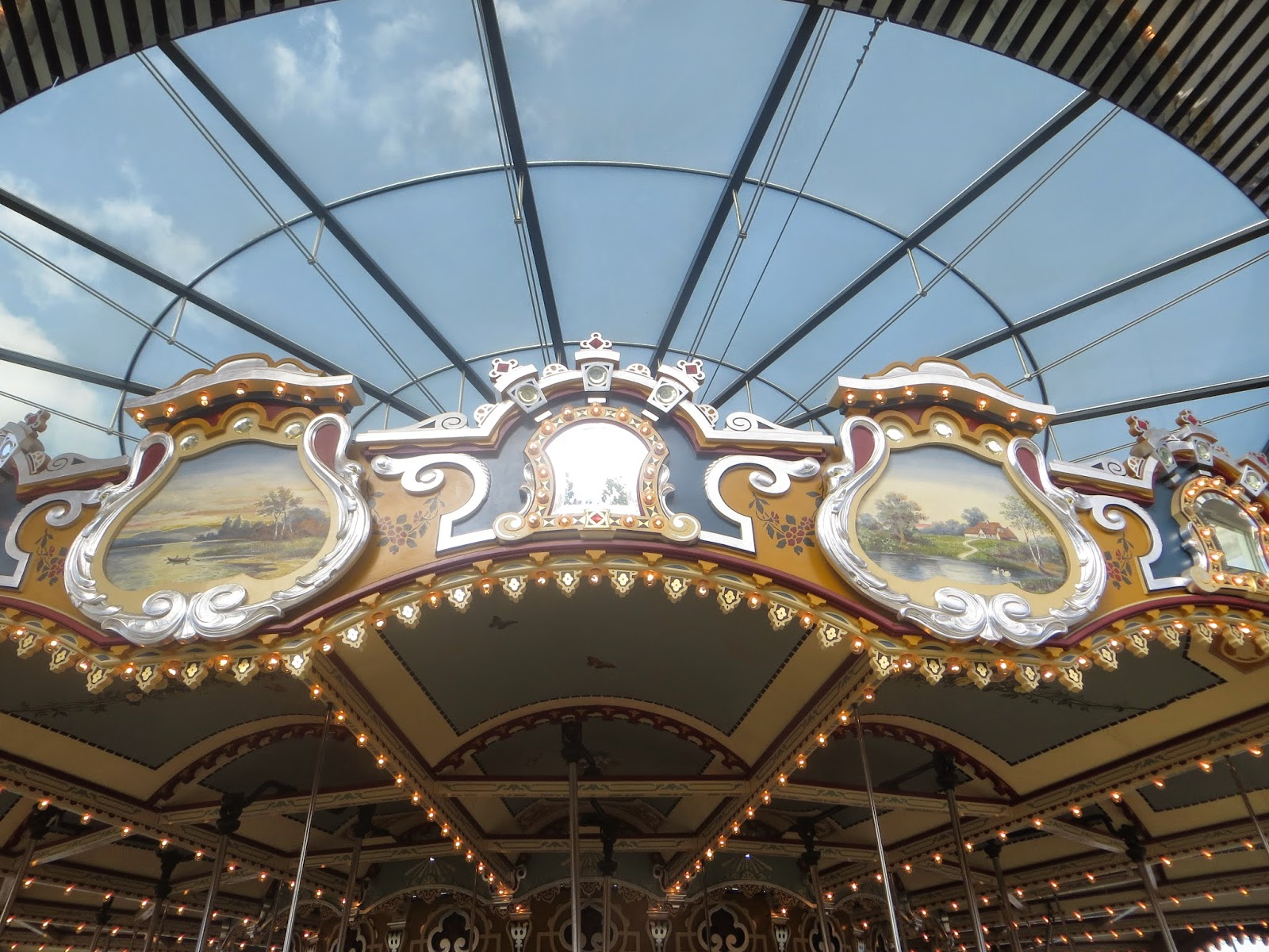 The Best Of Brooklyn Tour..................Jane\'s Carousel ...
