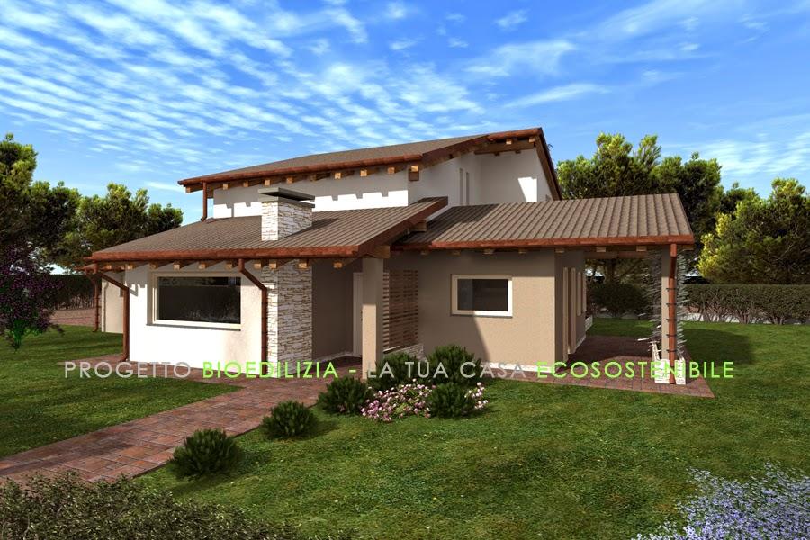 Bioedilizia case prefabbricate ecologiche case for Modelli e piani di case