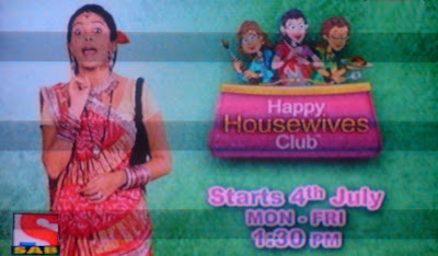 Happy Housewives Club on SAB TV