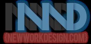 logo du site newworkdesign.com: agence de web design, création de site internet, logo, affiches, cartes de visites, dépliants publicitaires