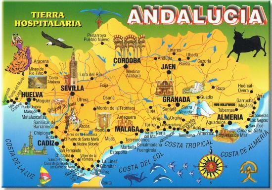 Descubriendo los rincones de Andalucia  Viajar y Viajes