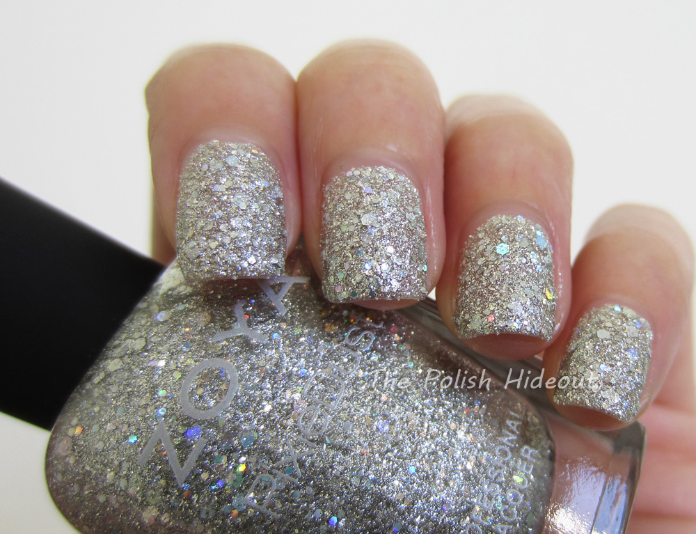 The Polish Hideout: Zoya Magical Pixie - PixieDust for ... Zoya Magical Pixie