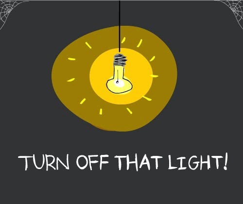 Turn Off The Lights With Jquery Helplogger