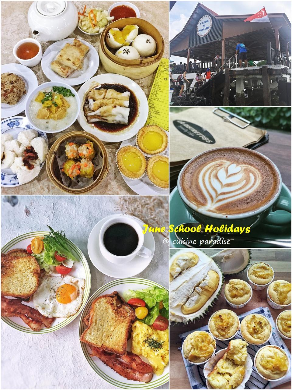Cuisine Paradise Singapore Food Blog Recipes Reviews And Travel June School Holidays Week 4 Pulau Ubin Food Hunt And Recipes