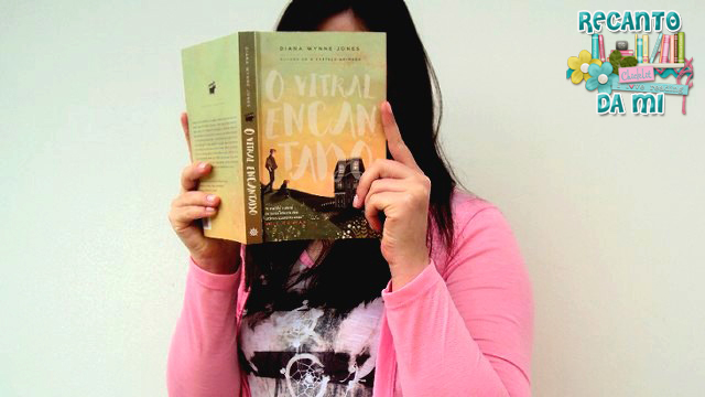 O Vitral encantado Diana Wynne Jones Editora Galera Record