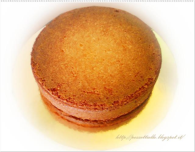 Vanilla sponge cake - Victoria sponge