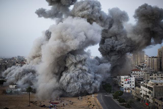 kejahatan perang israel