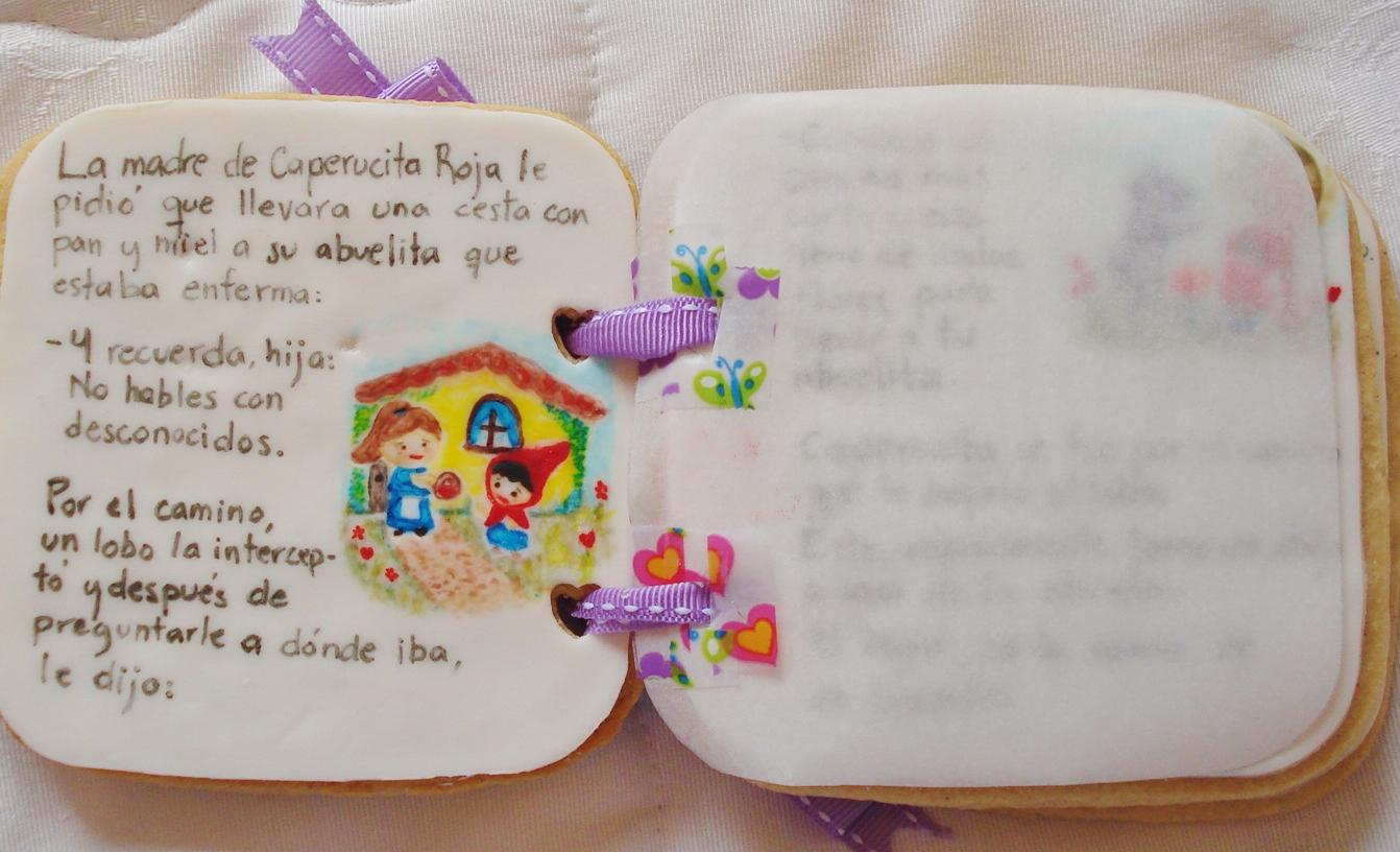 libros infantiles hechos a mano