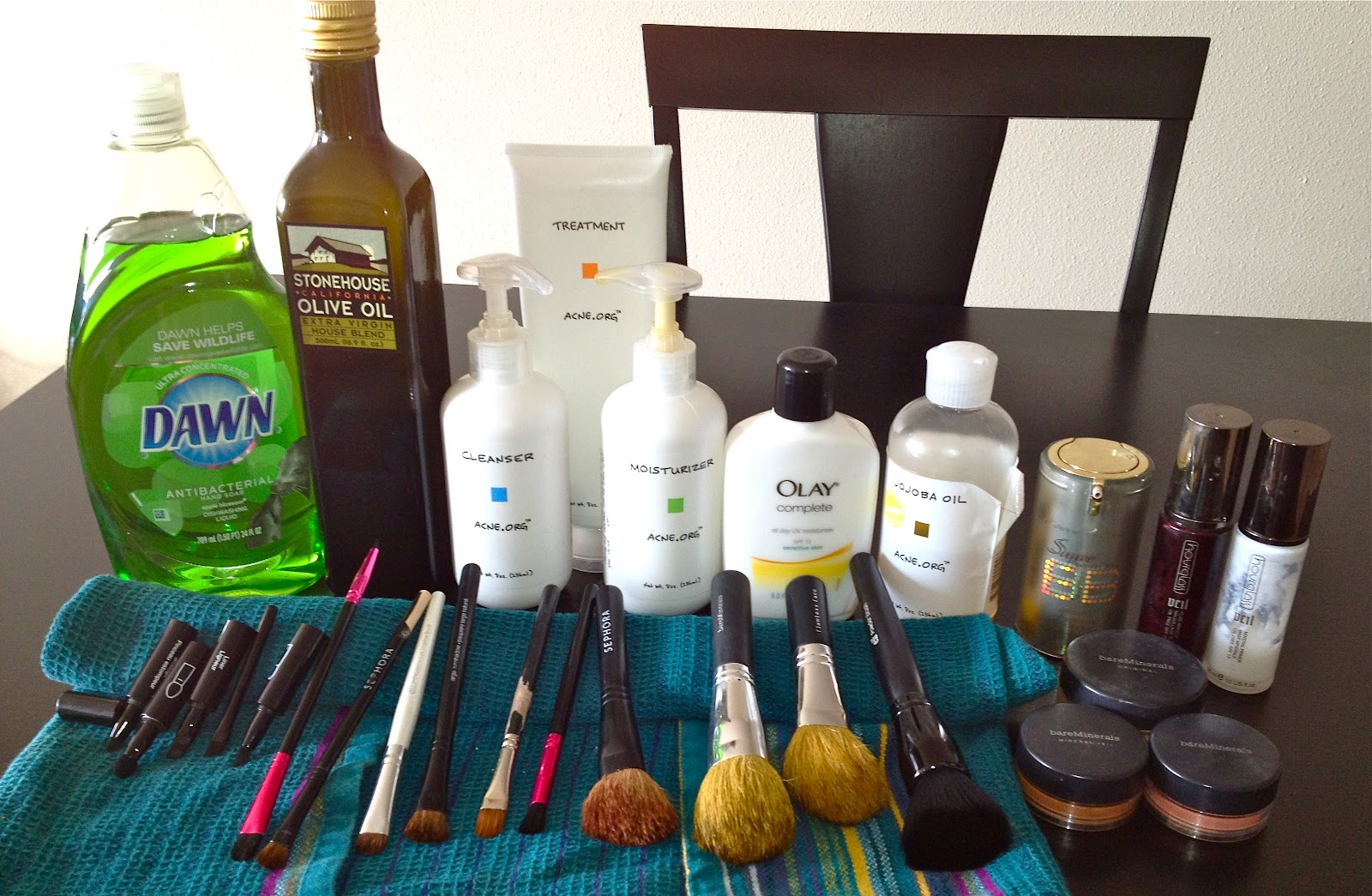 how to use tanning oil effectively