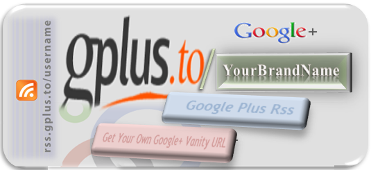 how to find your url on google plus