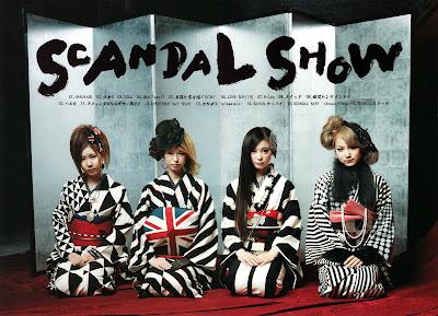 [PB] SCANDAL - SCANDAL SHOW