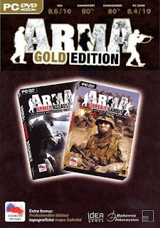 ArmA Gold Edition Pc