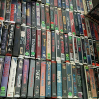 My Personal History of Horror From VHS to Blu Ray & Back Again