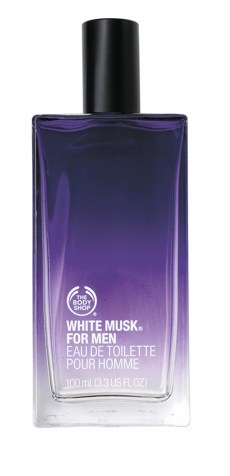 WHITE MUSK FOR MEN THE BODY SHOP