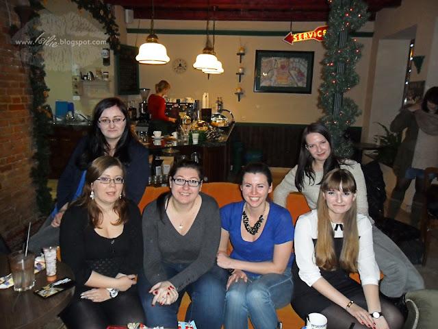 Spotkanie blogerek w Toruniu