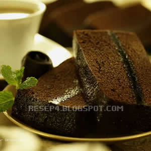 Resep Brownies Kukus - Resep Masakan 4 ™