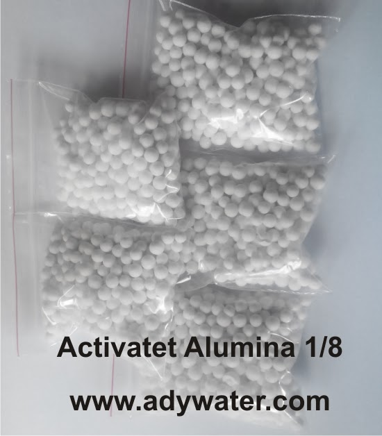 Distributor Activated Alumina Di Cilegon