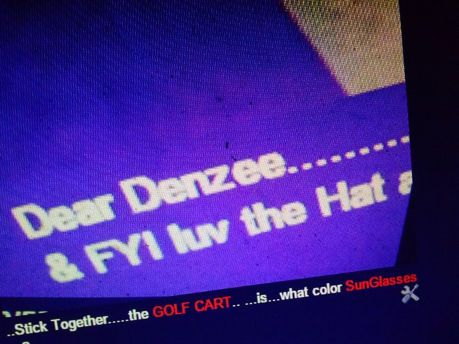 ..YO..(@#denzel23)..LEBRON