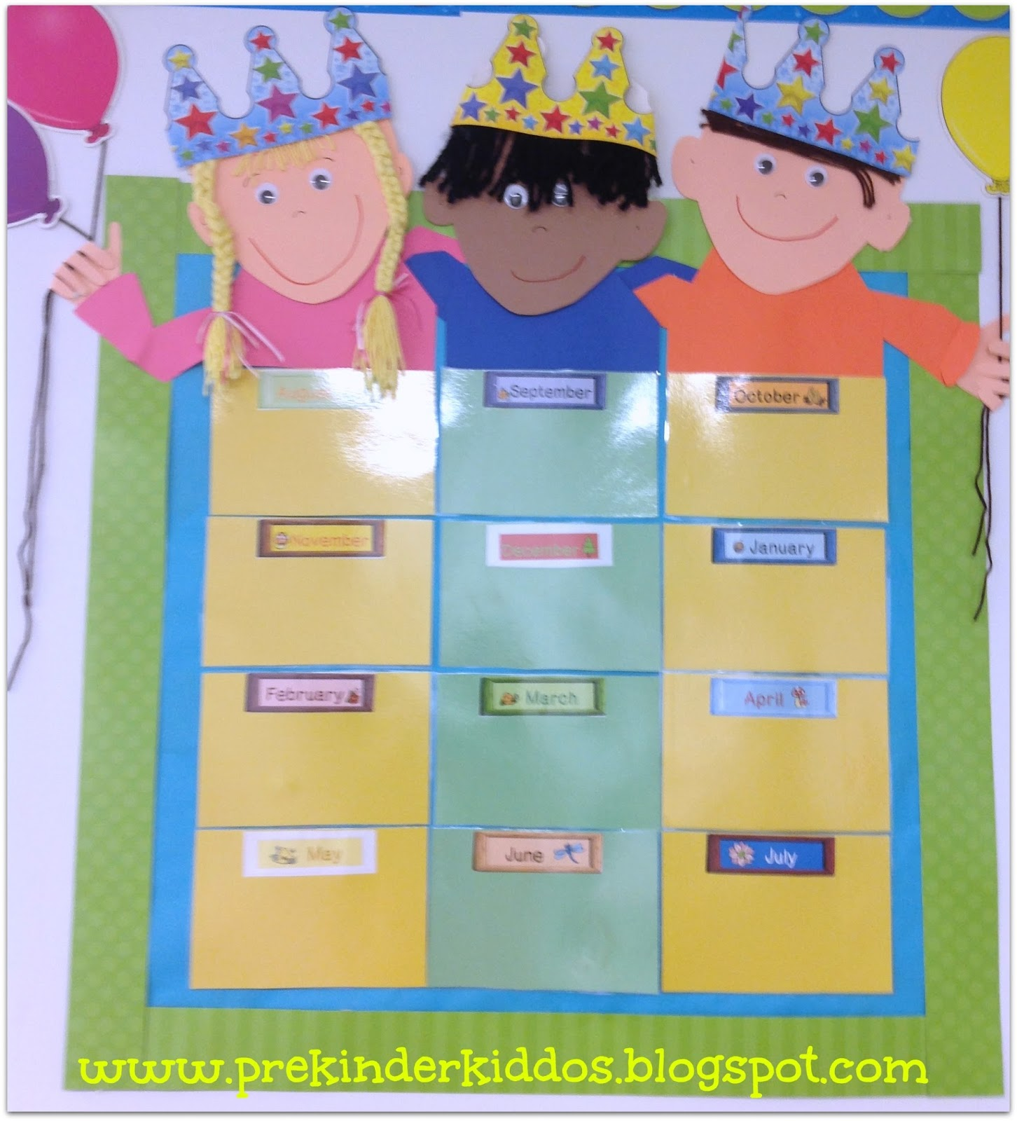 Classroom Birthday Chart Cake Ideas And Designs