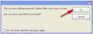 Membersihkan file sampah windows menggunakan CCleaner
