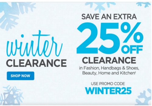 The Shopping Channel Winter Clearance Extra 25% Off Promo Code