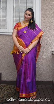 aunty saree image chubby
