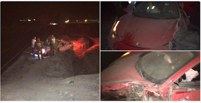 Arturo Vidal involved in Ferrari accident while under the influence of alcohol