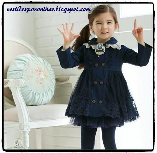 ropa de invierno para niñas