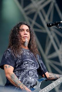 Sonisphère Festival - Amnéville, France : 8 et 9 juillet 2011 : Slayer