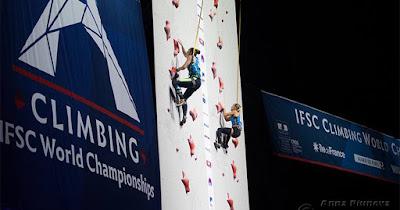 Tsyganova climb
