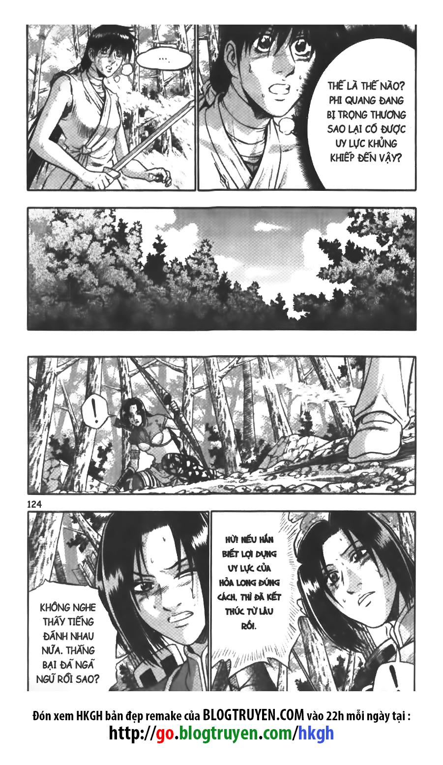 Hiệp Khách Giang Hồ chap 329 page 15 - IZTruyenTranh.com