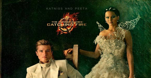 The Hunger Games: Catching Fire (2013) Official Trailer