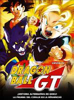 pelicula Dragon Ball GT: 100 años después (1997)