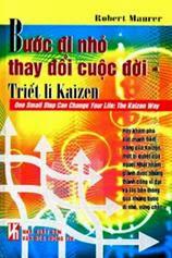 Ebook Bước Đi Nhỏ Thay Đổi Cuộc Đời - Triết Lí Kaizen
