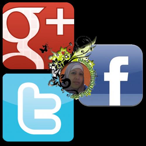 Membuat Icon Social Bookmark dengan CSS