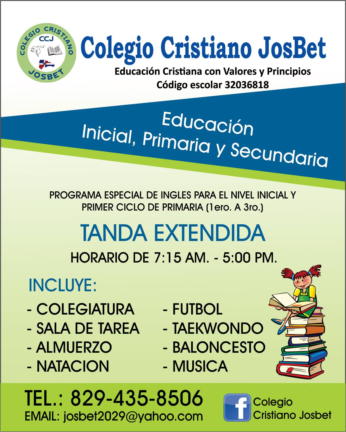 Colegio Cristiano Josbet