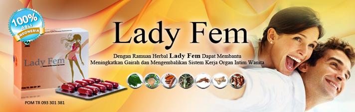 Kapsul LadyFem